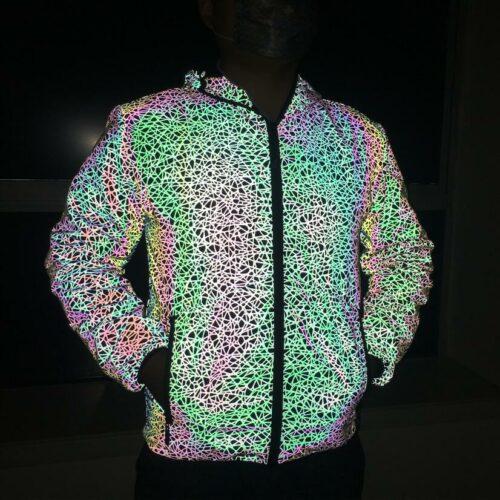 reflective jacket men
