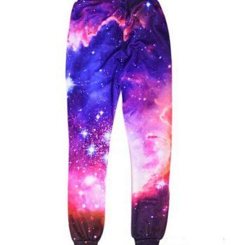 galaxy rave joggers