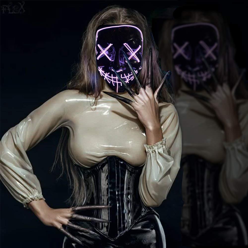 girl purge costume