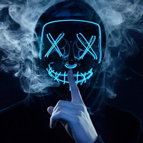 Light Up Purge Mask