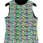 Trippy Reflective vest