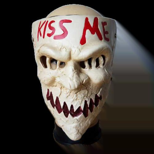 kiss me mask