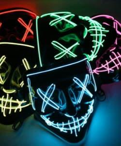 led purge mask bundle