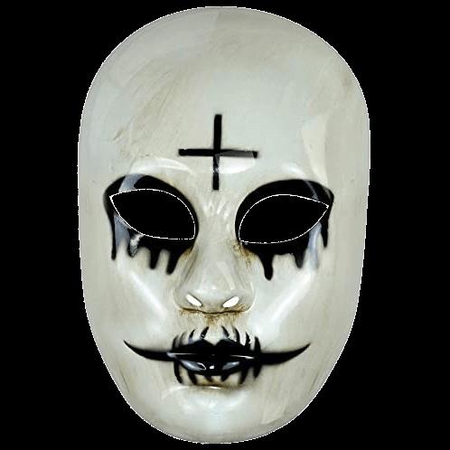 purge cross mask