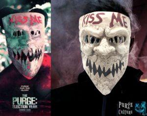 purge election year kiss me mask