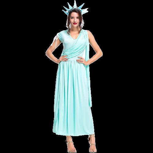 purge liberty lady dress
