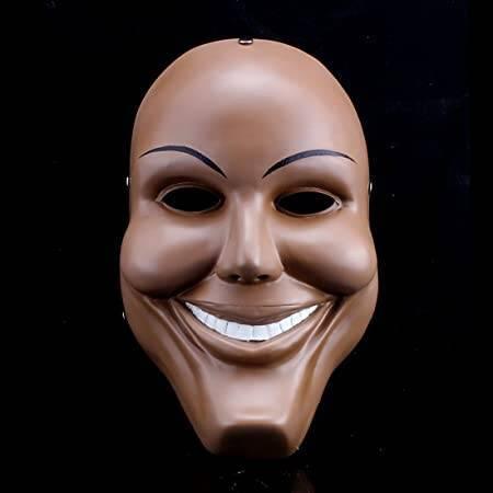 purge smile mask