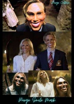 the movie purge anarchy smile mask