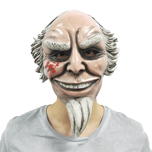 the purge uncle sam mask