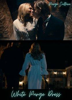 white dress from the purge movie